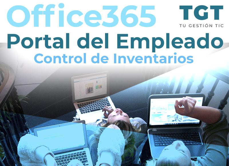 Office 365 Control de Inventarios Transformación Digital Pymes Barcelona