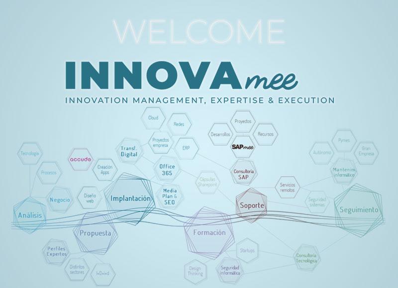 INNOVAmee empresa de Transformación Digital