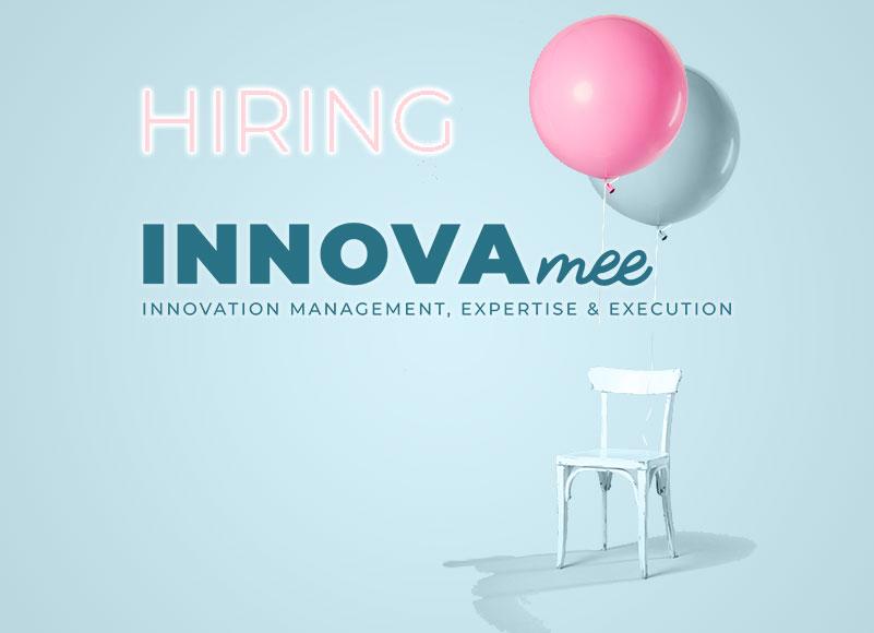 Oferta de empleo Innovamee Informático perfil mixto