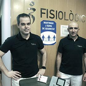Recomendación empresa informática barcelona INNOVAmee opinión de fisioterapia Fisiologic